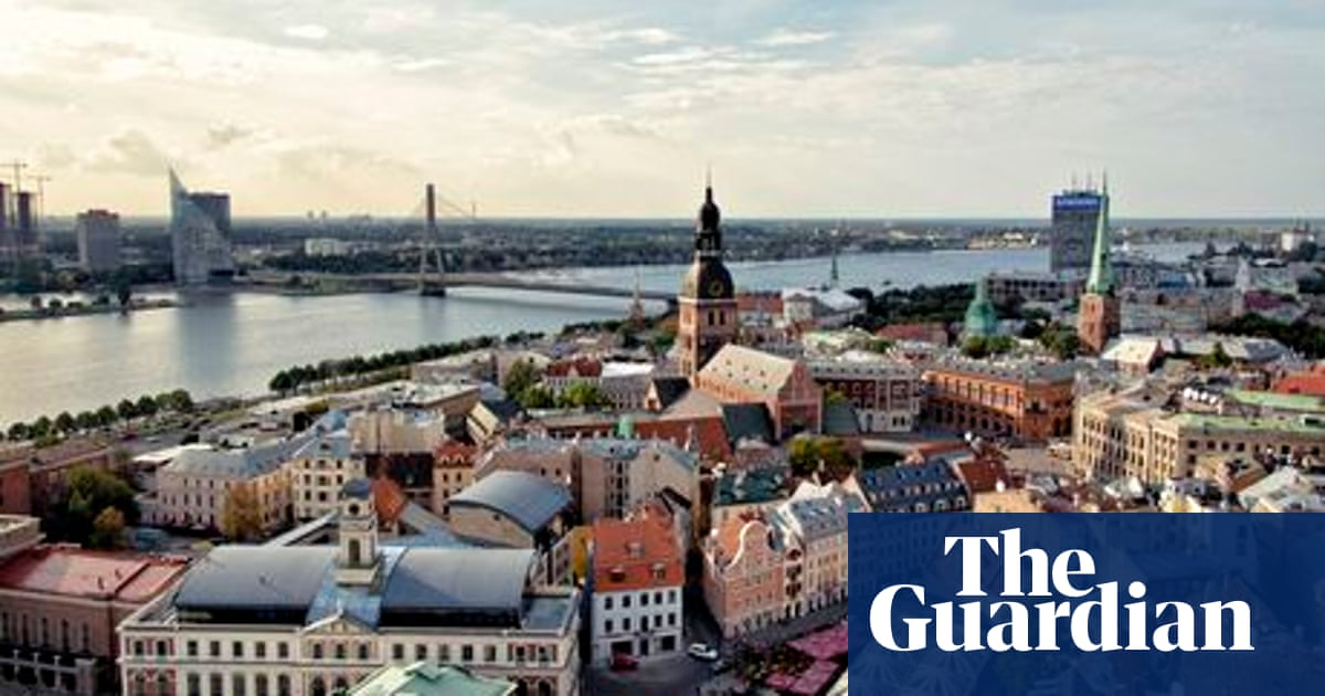 Riga A City Revelling In Its Culture Travel The Guardian