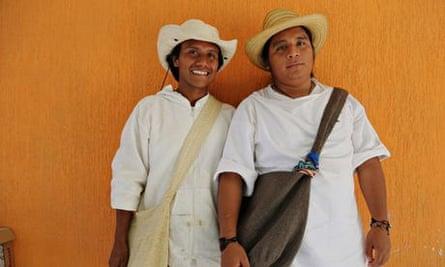 Eduardo and Laurenzio
