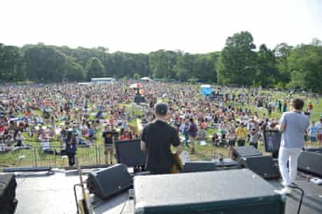 Concert in Brooklyn's Prospect Park