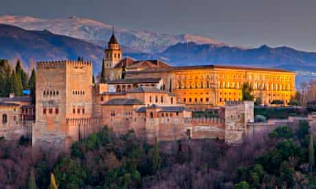 The Best Places To Stay Eat And Visit In Andalucía Andalucia Holidays The Guardian
