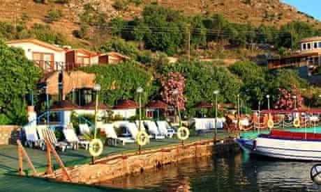 Hotel Aphrodite, Bozburun, Turkey