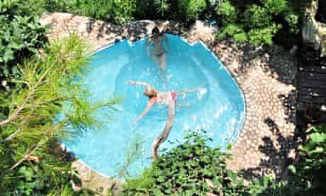 Turan Hill Lounge, Kabak Valley, Turkey