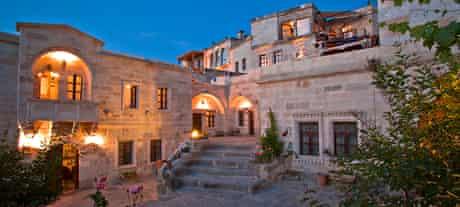Kelebek Cave Hotel, Göreme, Turkey