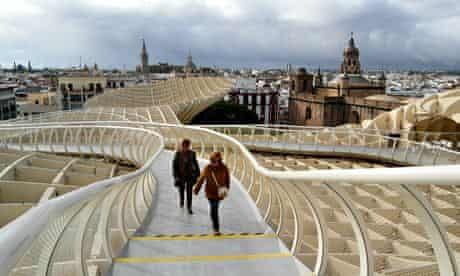 Las Setas, Seville, Spain