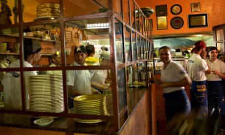 Mocoto restaurant, Sao Paulo