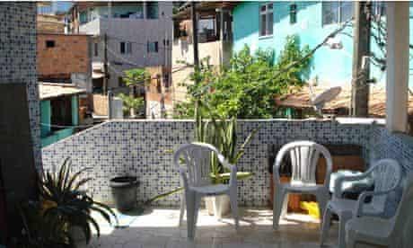 Favela Accommodation Brazil