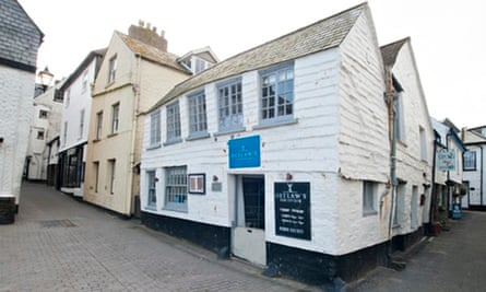 Outlaw's Fish Kitchen, Port Isaac, Cornwall