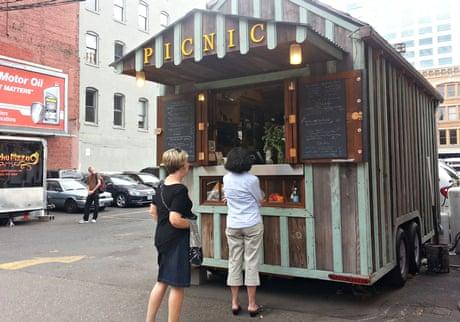 Top 10 Food Trucks In Portland Oregon Travel The Guardian