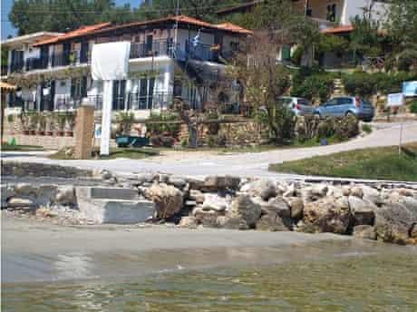Pansion Limni, South Zakynthos