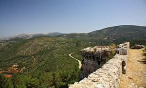 View from Ayios Georgios Castle, Kefalonia
