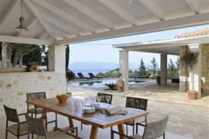 Morpheus, Ionian Villas, Antipaxos
