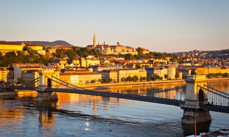 10 of the best budget hotels in Budapest