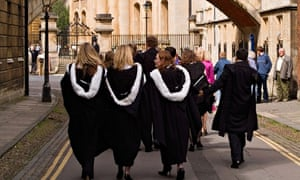 women graduates oxford