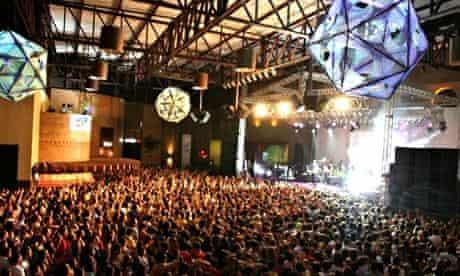 Mucuripe Club, Fortaleza