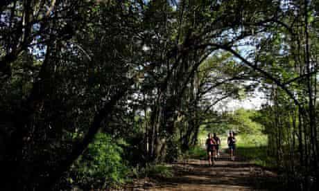 Coco River Ecological Park in Fortaleza, Brazil