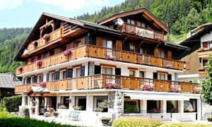 Hotel Alpina, Morzine, Rhone-Alps, France