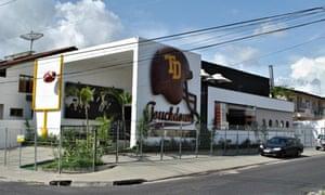Touch Down Game Bar, Manaus