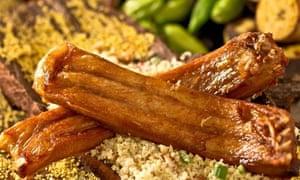 Fish ribs, Banzeiro, Manaus