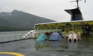 MV Columbia, Alaska