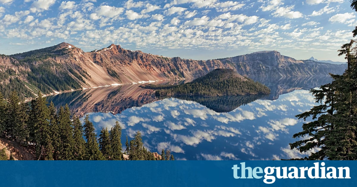 Top National And State Parks In Oregon Travel The Guardian - 10 cool landmarks in crater lake national park