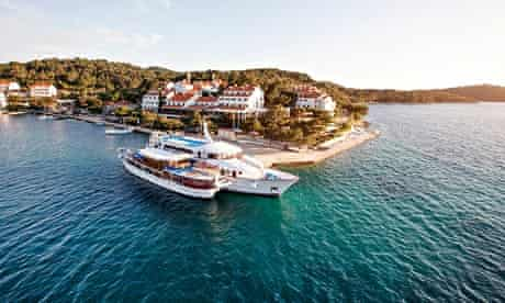 Hotel Odisej, Mljet