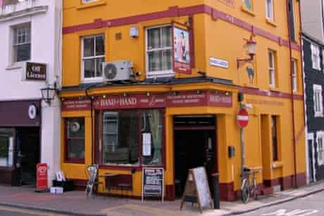The Hand in Hand pub, Brighton