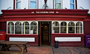 Evening Star pub, Brighton