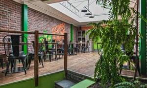 Curry Leaf Cafe, Brighton