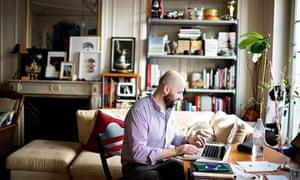 An Airbnb apartment in Paris
