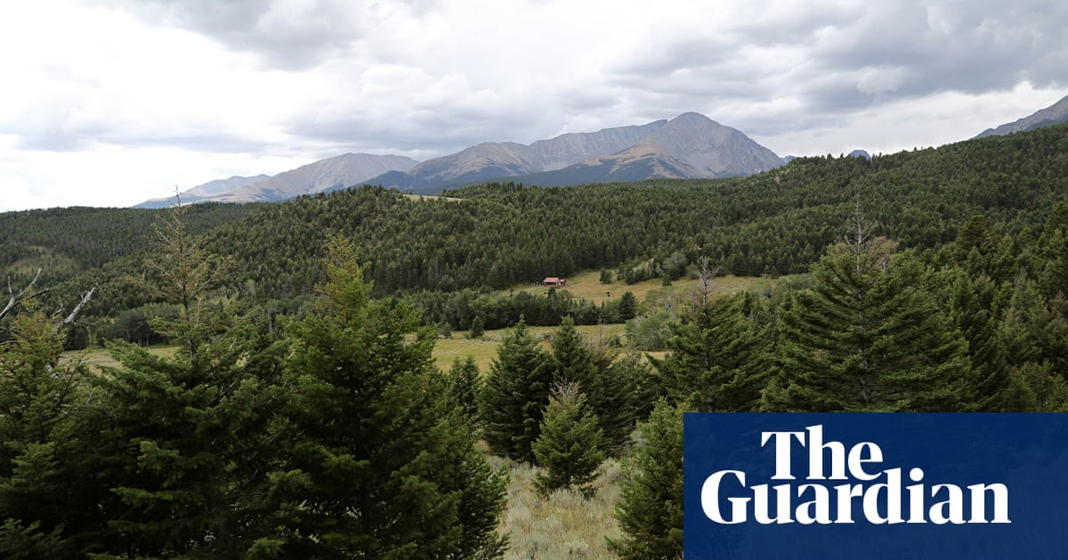 Looking for the perfect log cabin? Try Montana | Travel