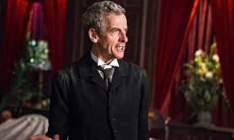 Peter Capaldi as 12th Doctor