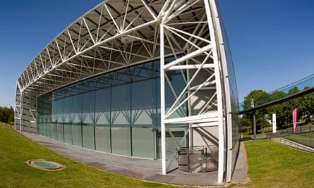 Sainsbury Centre for Visual Arts, Norwich