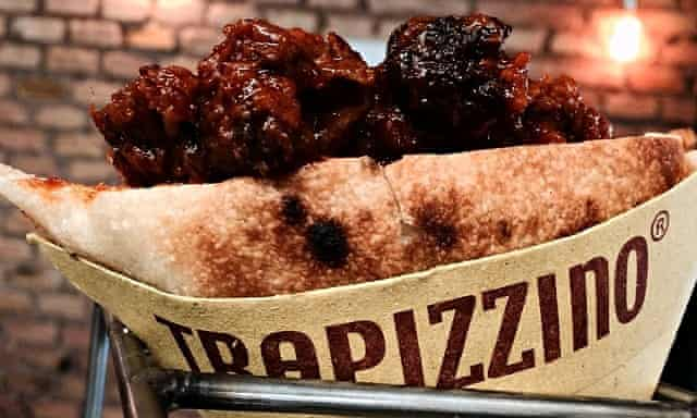 Trapizzino, Rome's new street food