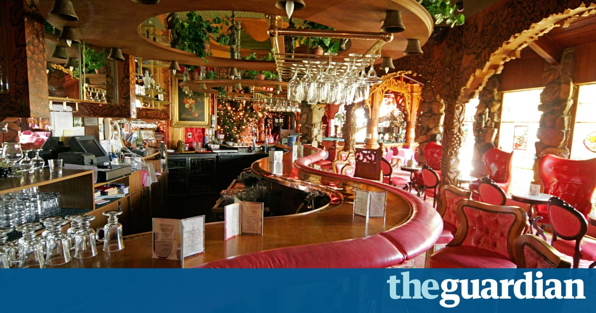 Kitsch american motels readers tips travel the guardian for Food bar 1480