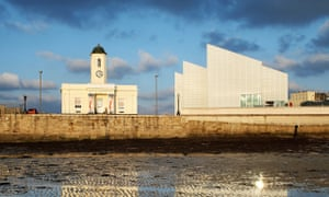Turner Contemporary Gallery, Margate, UK