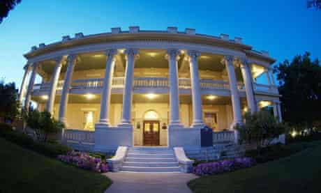 The Mansion at Judge's Hill, Austin, Texas