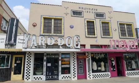 Yard Dog Art Gallery, Austin, Texas