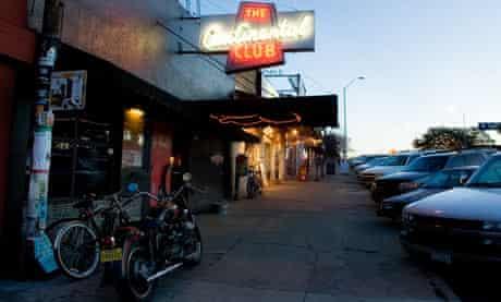 Continental Club in Austin, Texas
