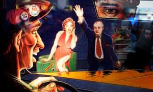 Pinballz Arcade, Austin, Texas
