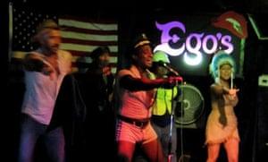 Ego's Karaoke, Austin, Texas