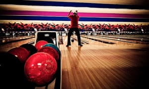 Dart Bowl, Austin, Texas