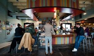 Bouldin Creek Coffeehouse, Austin, Texas