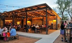 Contigo restaurant, Austin