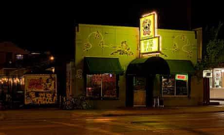 Hole in the Wall bar, Austin, Texas