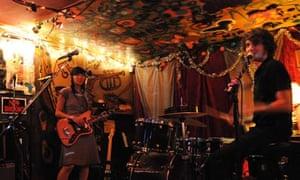 Sahara Lounge, Austin, Texas