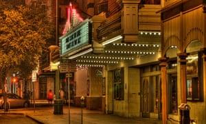 Paramount Theatre, Austin, Texas