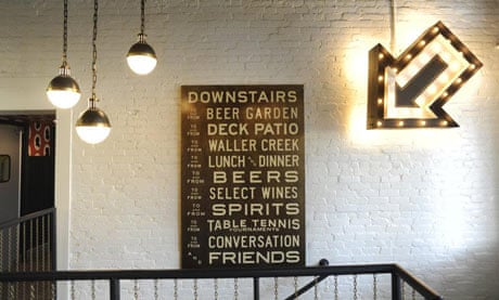 10 best bars in Austin | Travel | The Guardian
