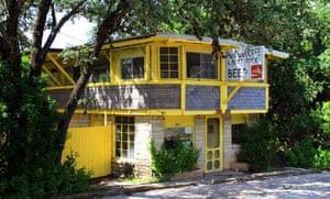 Dry Creek Cafe, Austin, Texas