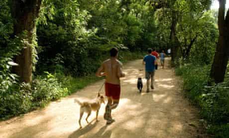 Hit the trail, Austin, Texas