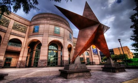 Bob Bullock Texas State History Museum, Austin